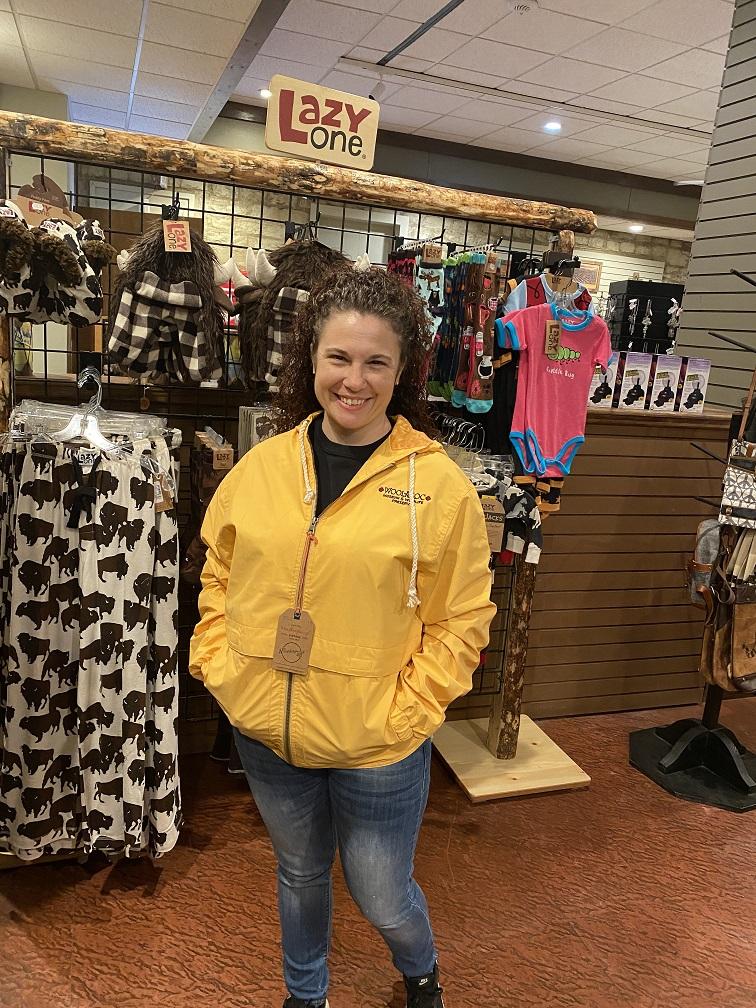 Woolaroc Rain Jacket